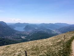 Lugano (CANETTA Brunello) Tags: lago san panoramica vista monte lugano salvatore paradiso golfo baro lemozione