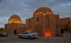 Tomb of 12 imams, Yazd, Iran (T   J ) Tags: nikon iran d750 yazd teeje nikon2470mmf28