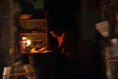 Burning the Midnight Oil (Mark S Weaver) Tags: kathmandu nepa