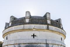 Ravenna: Mausoleum des Theoderich, 520 (Anita Pravits) Tags: italien roof italy italia mausoleum monolith dach ravenna emiliaromagna teodorico felsblock theoderich mausoledeteodorico theoderichmausoleum