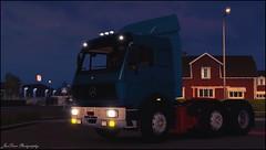 eurotrucks2 2016-05-08 23-40-56 (JonSnow-Emre54) Tags: blue red night truck mercedes benz oldschool hq mb 4k gane 2244 2218 2235 ets2 ngseries
