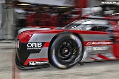 2016 Le Mans 24 Hours - Test Day (Michelin Motorsport _ WEC_24 Heures du Mans) Tags: auto france june juin endurance lemans essai fia tests motorsport 24hours essais 24heures wec 24heuresdumans championnatdumonde