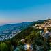 Amazing View Of Maameltein From Harissa, Lebanon