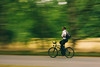 Panning (Eno world) Tags: bicycle hannover panning nohands