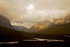Glen Coe. (bhp1956) Tags: glencoe scotland landscape stormy clouds