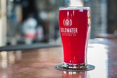 Desert Rose (EvanJawnson) Tags: pink arizona beer brewing 50mm nikon desert drink az drinks brewery scottsdale monday nikkor oldtown goldwater desertrose beerporn niftyfifty oldtownscottsdale d7100 nikond7100