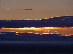 Gamrie Bay 12 (Saf37y) Tags: sunset sea clouds coast scotland aberdeenshire seashore morayfirth gardenstown gamriebay
