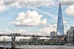 London town! (Jonathan Fletcher Photography) Tags: uk greatbritain england london thames river flickr capital shard jonathanfletcher fujixt1
