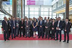 ITF Corporate Partnership Board family photo