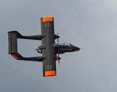 Rockwell OV10 Bronco (Jonathan Saull) Tags: aviation aeroplane airshow duxford warbird airdisplay iwmduxford historicaircraft rockwellov10bronco broncodisplayteam olympusomdem1 olympusmzuiko40150ed28pro