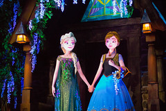 Frozen Ever After (BrianCarey_) Tags: world park anna water olaf boat frozen orlando epcot ride florida center disney theme after wdw walt ever sven elsa disneys