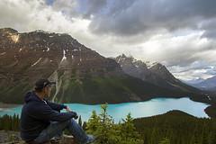 Peyto Lake, Banff National Park (Col 3:2) Tags: park lake canada national banff peyto
