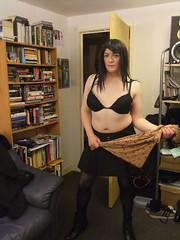 2/11/11 (annajblair) Tags: boy girl crossdressing tgirl transgender sissy transvestite trans crossdresser crossdress tg mtf genderbender maletofemale femboy genderfluid