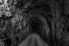 Taiwan-121115-378 (Kelly Cheng) Tags: travel tourism rock horizontal landscape asia outdoor taiwan tunnel nobody nopeople tarokonationalpark tarokogorge  traveldestinations  northeastasia