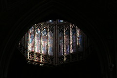 Angelic light (Lawrence OP) Tags: light catholic angels ely lantern octagon stetheldreda
