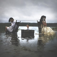 RECIS_O (thewickedend - Nicolas Bruno) Tags: portrait water clouds self dark dress contemporary surrealism dream surreal dreary explore nicolas dreams nightmare 365 concept conceptual bruno props nightmares nicolasbruno