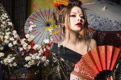 [花魁]-麻優 (Chris Photography(王權)(FB:王權)) Tags: 花魁 1dx 2470lii girl taiwan tainan 寫真 攝影棚 人像 佐藤麻優