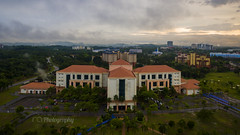 College of Computer Science & Information Technology Building - UNITEN (Mohamad Zaidi Photography) Tags: orange building yellow sunrise student education malaysia computerscience softwareengineering tnb informationtechnology uniten informationsystems enrolment internationalstudents dji cybersecurity visualmedia universititenaganasional olympus12mm mohamadzaidiphotography privatehighereducation inspire1 djiinspire1 mohamadzaididotcom djiinspire1pro inspire1pro bestinmalaysia accreditedprogrammes systemsnetworking graphicsmultimedia