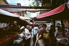 2016.06.05 Tainan (chunhao93) Tags: taiwan tainan market city photography asia asian umbrella lomo lca fruit vegetable tree traditionalmarket