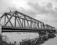 09 Puente de Hierro a la Carraca (San-Fernando) - Antonio Valo Gómez