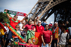 Euro 2016 - Congrats to Portugal (Zeeyolq Photography) Tags: paris france portugal football supporter euro2016