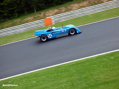 Chevron B19 (BenGPhotos) Tags: blue classic sports car sport festival race 1971 jonathan racing historic event prototype british motor hatch masters loader chevron brands motorsport autosport motoring 2016 b19 interserie