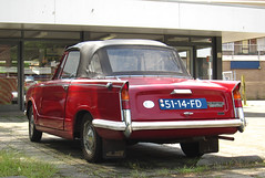 1968 Triumph Herald 13/60 Convertible (rvandermaar) Tags: 1968 triumph herald 1360 convertible triumphherald sidecode2 5114fd rvdm