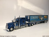 Diecast replica of Western Distributing Kenworth W900 with auto trailer, DCP 31707 (Michael Cereghino (Avsfan118)) Tags: western dist trans corp distributing transportation corporation kenworth w900l w 900 l diecast die cast promotions promotion dcp 31707 scale model replica toy truck semi 164