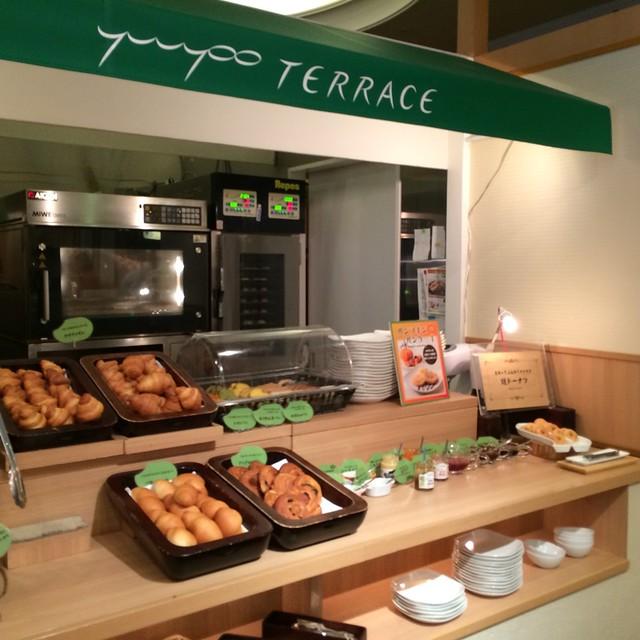 センチュリーロイヤルホテルの朝食バイキング|センチュリーロイヤルホテル