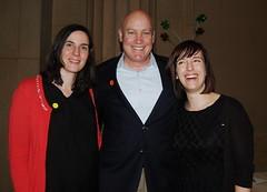 Nicola Bell, Liam Sweeney & Siobhan Lyons