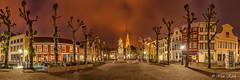 Brgge - 22051210 (Klaus Kehrls) Tags: panorama wonderful architektur nachtaufnahme belgien brgge betterthangood flickrbronzetrophygroup