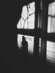 Light&shadow (torororo doro) Tags: light shadow bw architecture interior poland pg gdansk