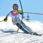 Coast Mountain WoWomen's U16 Slalom PHOTO CREDIT: Coast Mountain Photography www.coastphotostore.com/Events/Whistler-Cup-2015men SL 1