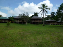 Lodges at Iwokrama