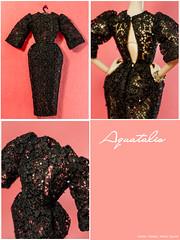 "Aquatalis ""The Black Ravens"" by AlexNg (AlexNg & QuanaP) Tags: fashion by dolls photos dresses accessories royalty anja eugenia alexng quanap aquatalis theblackravens"