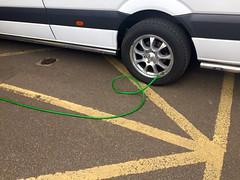 Mercedes Sprinter 313 (Paul.Bevan) Tags: man panel transport lodge led mercedesbenz dodge nitrogen tyre scania hella brabus whitevan n2 sprinter haulage lwb kelsa expressdelivery jimbars