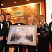 Gala Dinner Minister for Tourism Paschal Donohue, Stephen McNally, President IHF, Tim Fenn, CEO IHF , Jim Flannery, Tourism Ireland, Prof Mary & Martin McAleese