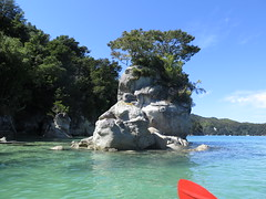 "Abel Tasman national park <a style=""margin-left:10px; font-size:0.8em;"" href=""http://www.flickr.com/photos/83080376@N03/16651372957/"" target=""_blank"">@flickr</a>"