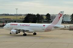 Tunisair TS-IMU Airbus A320-214 cn/5474 @ Paris-Orly Sud LFPO/ORY 28-02-2015 (Nabil Molinari Photography) Tags: paris airport airbus dd industrie current ff orly sud ory tunisair 2013 5474 lfpo a320214 021213 cfm565b43 011713 tsimu parisorly epbr 02a194 viewfwwbi