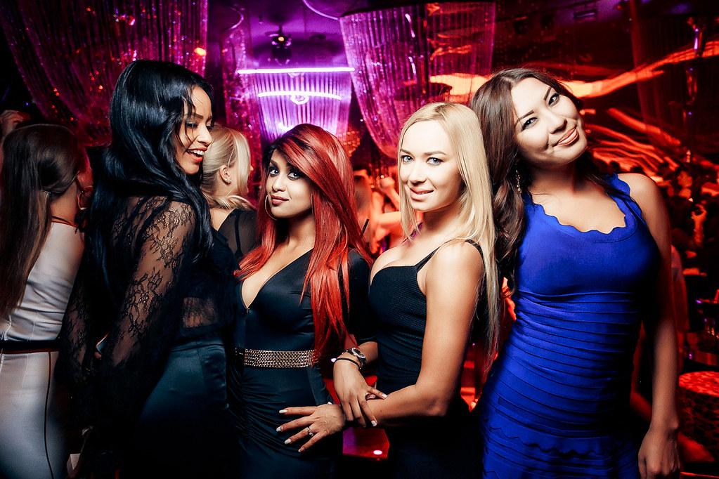 клубы с проститутками
