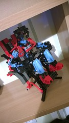 Bionicle chair (senpairag) Tags: actionfigure robot lego character technic bionicle moc legotechnic bioniclemoc
