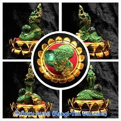 การบูชาพญานาคจะได้มาซึ่งทรัพย์สินศฤงคารเป็นอันมาก เพชรพลอยจินดาเงินทองจะพรั่งพลู เพราะพญานาคเป็นเทพเจ้าแห่งทรัพย์สมบัติ ท่านสามารถเนรมิตของในเมืองบาดาลที่มีอย่างมหาศาลขึ้นมาให้แก่ผู้เคารพศรัทธา  พญานาคราช  นาคาศรีสุทโธ และ นาคีศรีปทุมมา เป็นพญานาคราชผู้เป