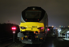 68012 (R~P~M) Tags: uk greatbritain england london train diesel unitedkingdom railway depot locomotive wembley chilternrailways dbarriva