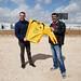 British teachers at Zaatari refugee camp, Jordan