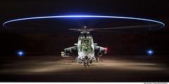 AH-2 Sabre (Força Aérea Brasileira - Página Oficial) Tags: brazil nightshot bra weapon noite ro helicoptero arma noturno portovelho foguete milmi35m fotojohnsonbarros ah2sabre 2gav8