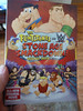 Flintstones and WWE (earthdog) Tags: movie lumix dvd wrestling panasonic flintstones wwe warnerbros 2015 prowrestling dmczs40 panasonicdmczs40