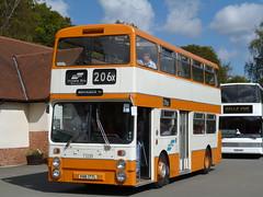 VNB177L_07092014 (Rossendalian2013) Tags: bus manchester daimler fleetline gmpte heatonpark greatermanchestertransport northerncounties vnb177l crg6 selnecpte