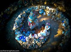 ATLANTIS (xaviherrerophoto) Tags: hippies mar atlantis ibiza calas playas baleares mediterrneo