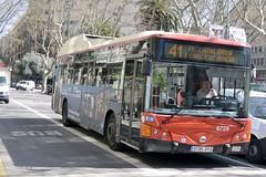 AUTOBÚS - UNITAT 6726 - LÍNIA 41 - 0195 FFG - PL.CATALUNYA - FRANCESC MACIÀ (Yeagov_Cat) Tags: barcelona bus catalunya 41 tmb autobús urquinaona 6726 plaçaurquinaona nogecittour bushíbrid autobúshíbrid irisbús transportmetropolitàdebarcelona unitat6726 0195ffg plcatalunyafrancescmacià