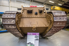 Tank, Mark V (Male) (3) (sean@bradford) Tags: infantry war dorset panther armour sherman tankmuseum tanks 43 panzer kingtiger pak bovington jagdtiger 88mm jagdpanther tigertank panzerkampfwagon panzerkampfwagen mainbattletank jagdpanzer shermanfirefly secondworldwartanks kv1b tankinfantry 88mmpak43 firstworldwartanks